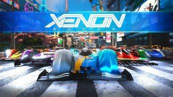 Anunciado Xenon Racer para Nintendo Switch