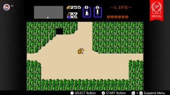 [Act.] La app de NES de Nintendo Switch Online recibe por sorpresa una versión especial de The Legend of Zelda