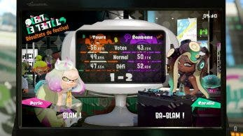 Las Chuches ganan en Splatoween, el Splatfest de Halloween de Splatoon 2
