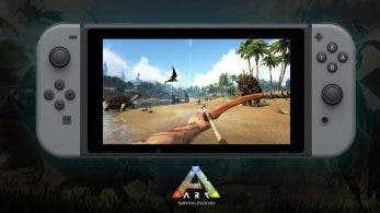 ARK: Survival Evolved se estrena en Nintendo Switch el 30 de noviembre