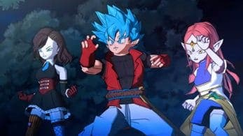 [Act.] Anunciado Super Dragon Ball Heroes World Mission para Nintendo Switch