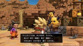 Detallada la Isla Occulm de Dragon Quest Builders 2 y sus personajes