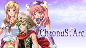 KEMCO anuncia Chronus Arc para Nintendo Switch