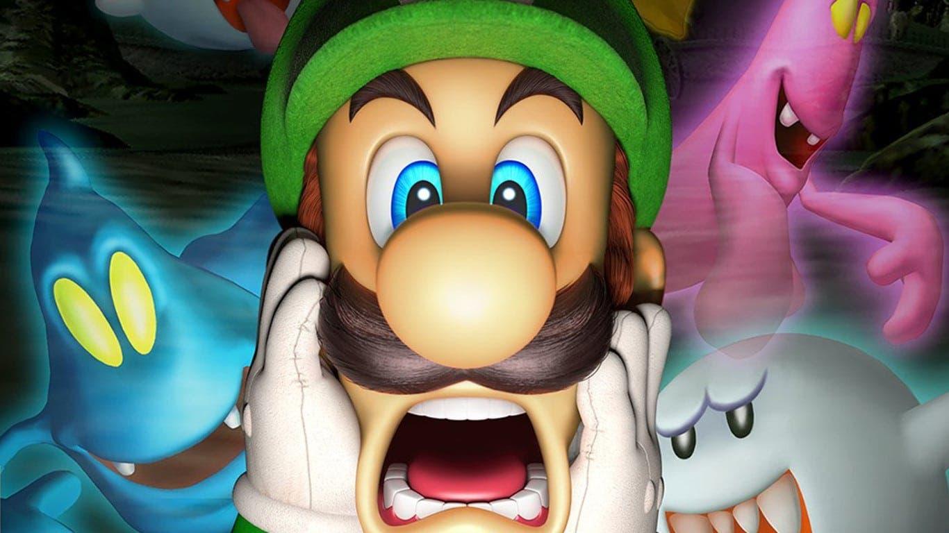 """Vídeo: ¿Aparece el """"Luigi ahorcado"""" en la versión de Nintendo 3DS de Luigi's Mansion?"""