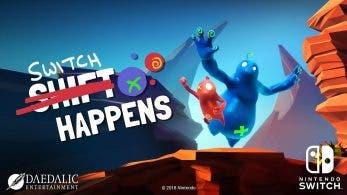 Shift Happens llega este 10 de octubre a Nintendo Switch