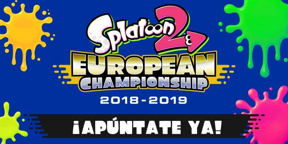 Madrid Games Week acogerá el clasificatorio español del Splatoon 2 European Championship 2019