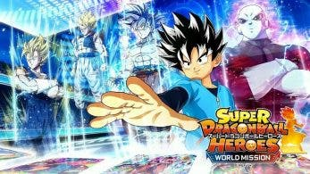 Super Dragon Ball Heroes: World Mission: Detalles de la demo y los packs de canciones para Japón