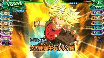 Revelados los primeros detalles de Super Dragon Ball Heroes: World Mission