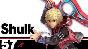 El blog oficial de Super Smash Bros. Ultimate nos presenta a Shulk
