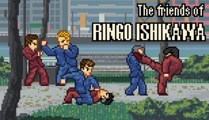 Anunciado The Friends Of Ringo Ishikawa para Nintendo Switch