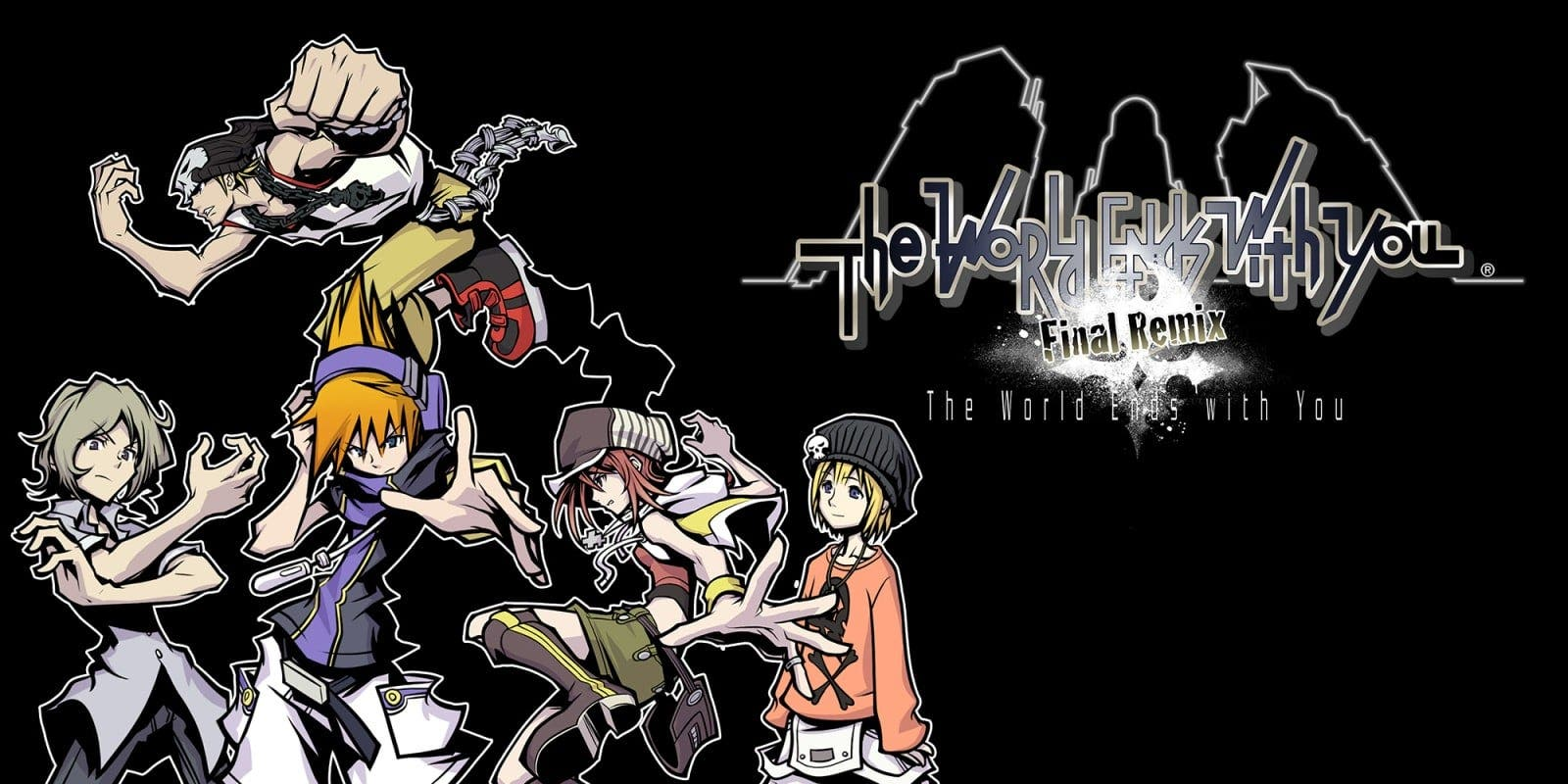 La versión traducida al chino de The World Ends With You: Final Remix parece estar incompleta