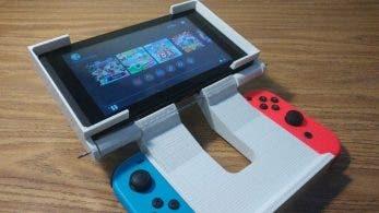 Este accesorio convierte tu Nintendo Switch en una Nintendo 3DS