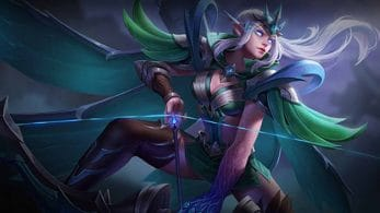 Tel'Annas y sus respectivas recompensas llegan mañana a Arena of Valor