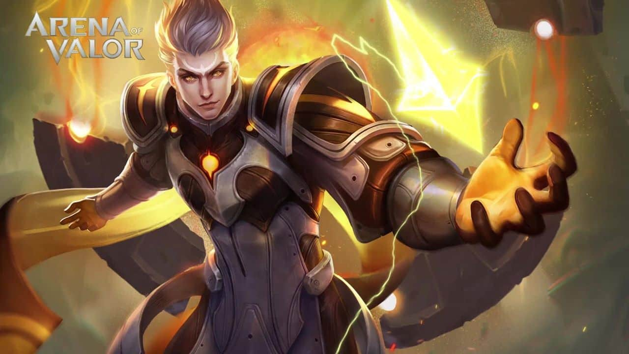 Nuevo Héroe en Arena of Valor para Nintendo Switch: Tulen
