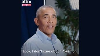 "Barack Obama: ""No me importa Pokémon"""