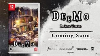 Deemo se lanza en formato físico el 29 de enero