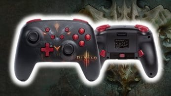 PowerA anuncia este Pro Controller de Diablo III: Eternal Collection para Nintendo Switch para América