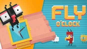Fly O'Clockaterriza de forma inminente en la eShop de Nintendo Switch