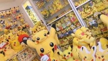 No te pierdas esta habitación de Pikachu, valorada en más de 70.000$
