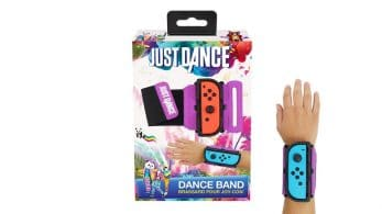 Muñequeras para los Joy-Con de Switch para que juegues seguro a Just Dance