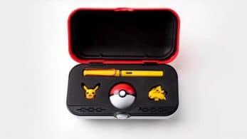 Lamy anuncia un estuche de edición limitada inspirado en Pokémon exclusivo para China