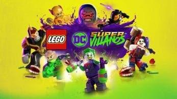 [Act.] Tráiler de lanzamiento de LEGO DC Súper-Villanos y nuevos gameplays