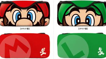 Ya puedes comprar las bolsas de Super Mario y Splatoon de Keys Factory