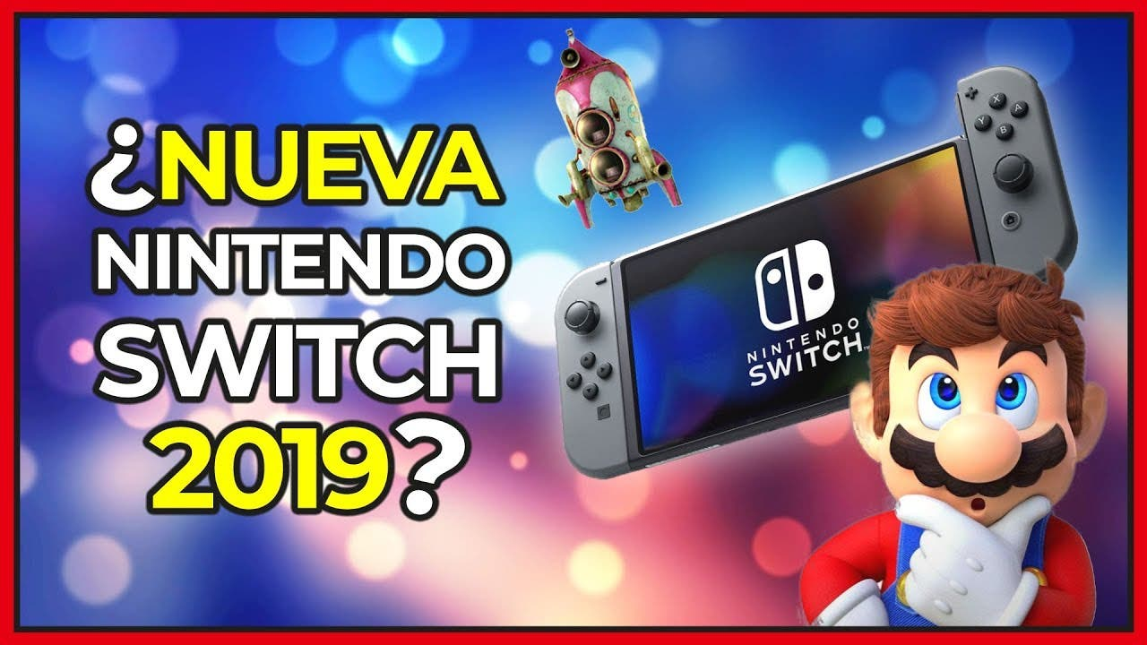 Video Nueva Nintendo Switch En 2019 Wall Street Journal Afirma