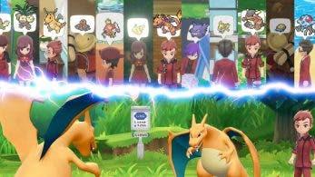 [Act.] Nuevo tráiler de Pokémon: Let's Go, Pikachu! / Eevee! nos muestra los Entrenadores Maestros