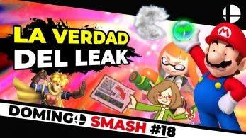 [Vídeo] Domingo Smash #18: ¿Gran filtración? Un objeto misterioso y posibles pistas