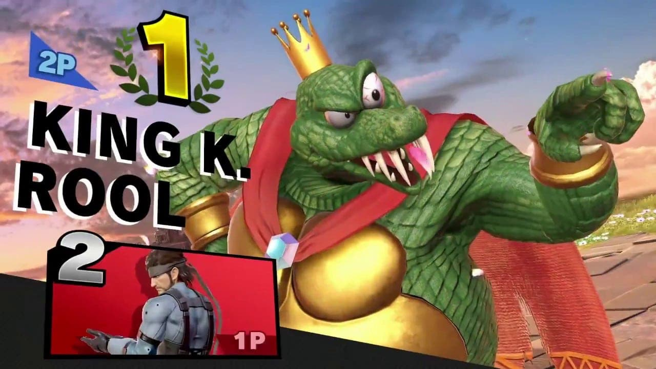 Vídeo: Todas las animaciones de victoria de Super Smash Bros. Ultimate mostradas hasta ahora