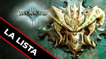 [Vídeo] LA LISTA: Diablo III: Eternal Collection para Nintendo Switch