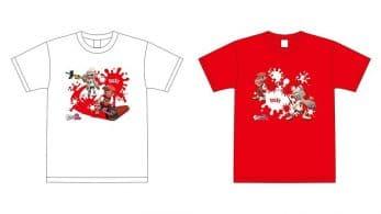 Pocky anuncia dos packs con camisetas de Splatoon 2