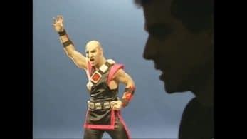 Ed Boon, co-creador de la saga Mortal Kombat, muestra un vídeo con escenas inéditas detrás de las cámaras de Mortal Kombat 3