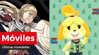 Novedades para móviles en Fire Emblem Heroes y Animal Crossing: Pocket Camp