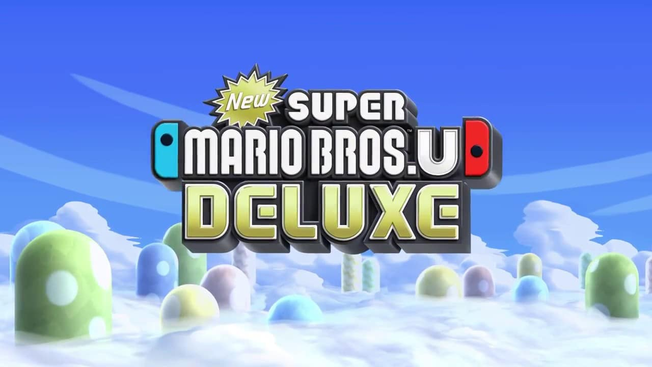 New Super Mario Bros. U Deluxe obtiene un 80 en Metacritic