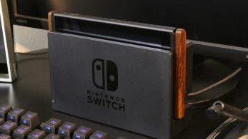 Así son los Switchblades, unos protectores para los rieles de Nintendo Switch