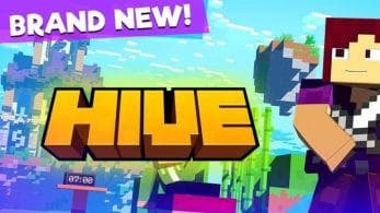 Llega el servidor The Hive a Minecraft para Nintendo Switch