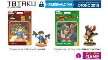 Conker y Banjo y Kazooie son las nuevas incorporaciones de Totaku Collection