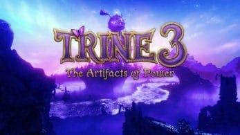 Trine 3: The Artifacts of Power ha sido calificado para Nintendo Switch en Alemania