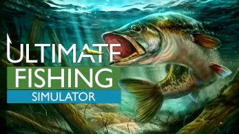 Anunciado Ultimate Fishing Simulator para Nintendo Switch