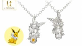Ya está disponible un nuevo collar basado en Jolteon para Japón