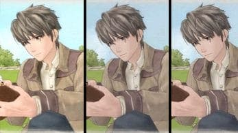 Comparación gráfica entre Valkyria Chronicles 1 para Nintendo Switch, PS4 y PS3