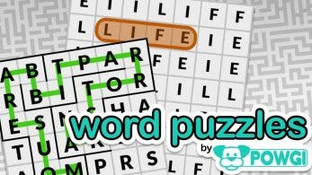 Word Puzzles by POWGI confirma su estreno en Nintendo Switch: disponible el 25 de octubre