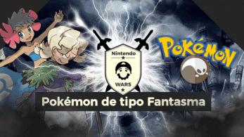 ¡Arranca Nintendo Wars: Pokémon de tipo Fantasma!