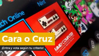 Cara o Cruz #77: Game Boy o SNES, ¿qué plataforma debería ser incorporada al catálogo de Nintendo Switch Online?