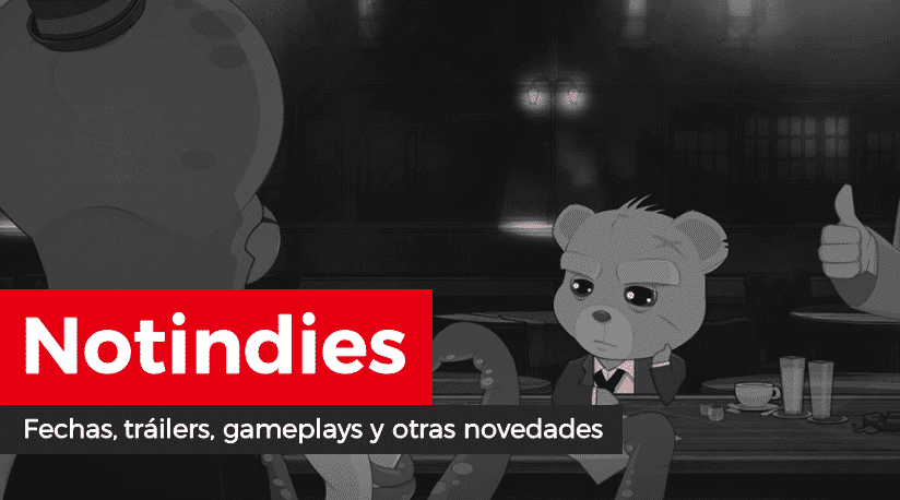 Novedades indies: Knights of Pen & Paper 2, Basketball, Voxel Sword, Bear With Me, Big Crown: Showdown, Horizon Chase Turbo, 99Vidas, Gensokyo Defenders, OkunoKA, Harvest Life, Gelly Break, A Hat in Time y más