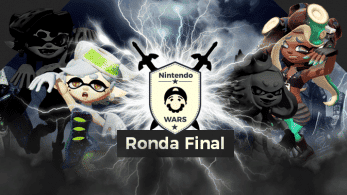 Ronda Final de Nintendo Wars: Presentadoras de Splatoon / Splatoon 2: ¡Tina vs. Marina!