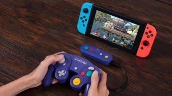 8Bitdo lanzará este adaptador inalámbrico que permite conectar mandos con cable a Nintendo Switch