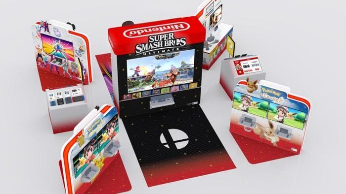 [Act.] Nintendo anuncia la Nintendo Switch Holiday Experience para Estados Unidos